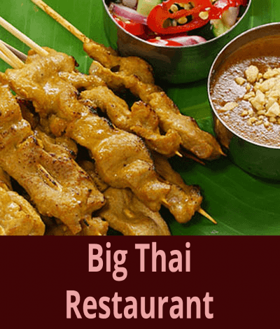 Big Thai Restaurant