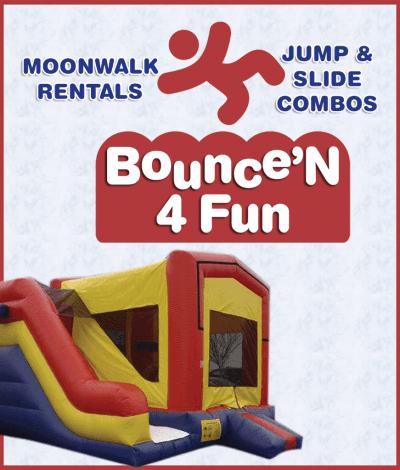 Bounce'N 4 Fun