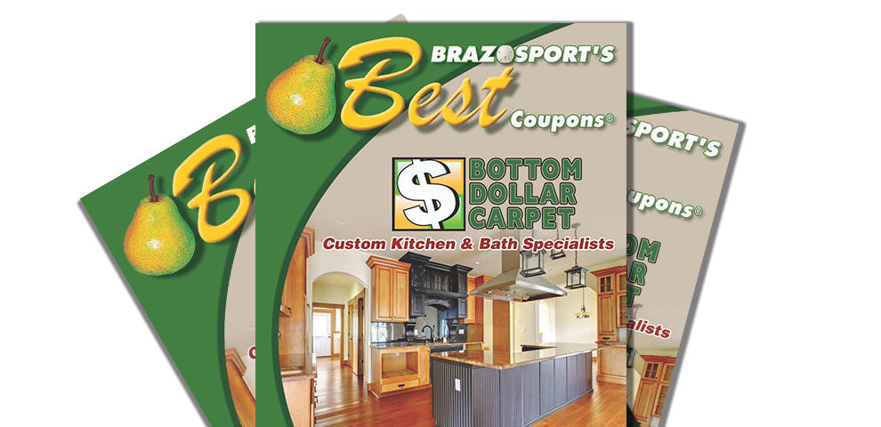 Brazosport's Best Coupons Magazine