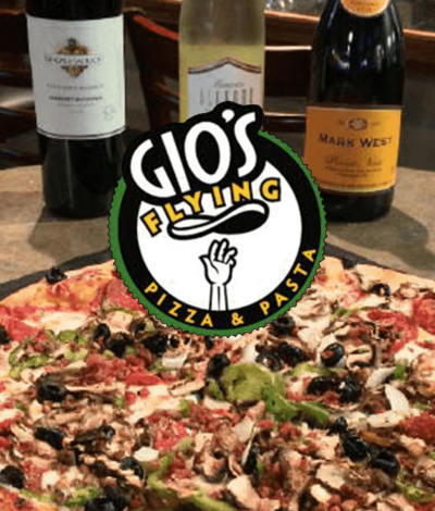 Gio's Flying Pizza and Pasta