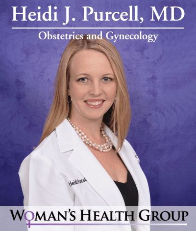 Woman's Health Group- Dr. Purcell