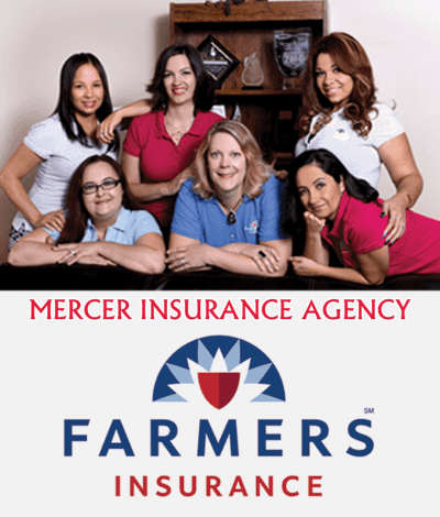 Mercer Insurance Agency- Farmers Insurance