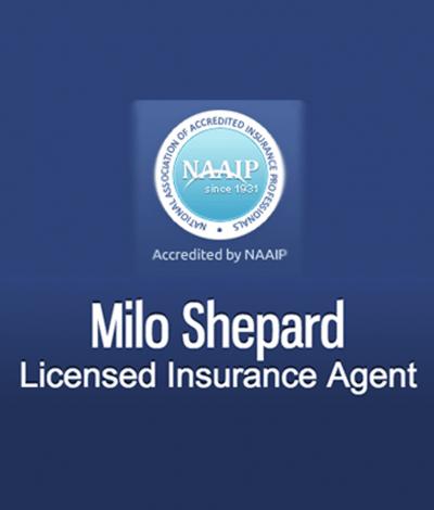 Milo Shepard- The Shepard Agency