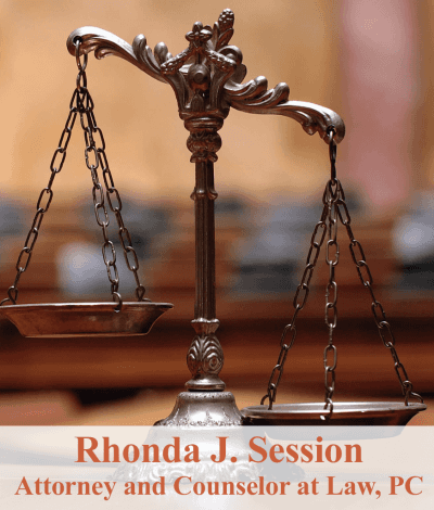 Rhonda J. Session Attorney and Counselor at Law, PC