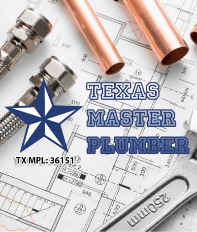Texas Master Plumber