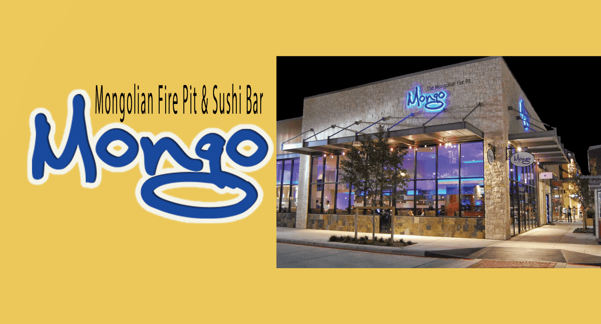 Mongo- Mongolian Fire Pit and Sushi Bar