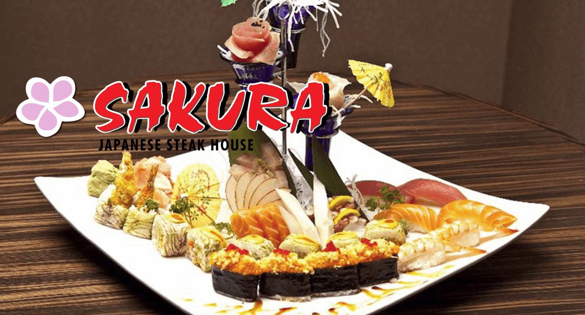 sakura japanese steakhouse coupons