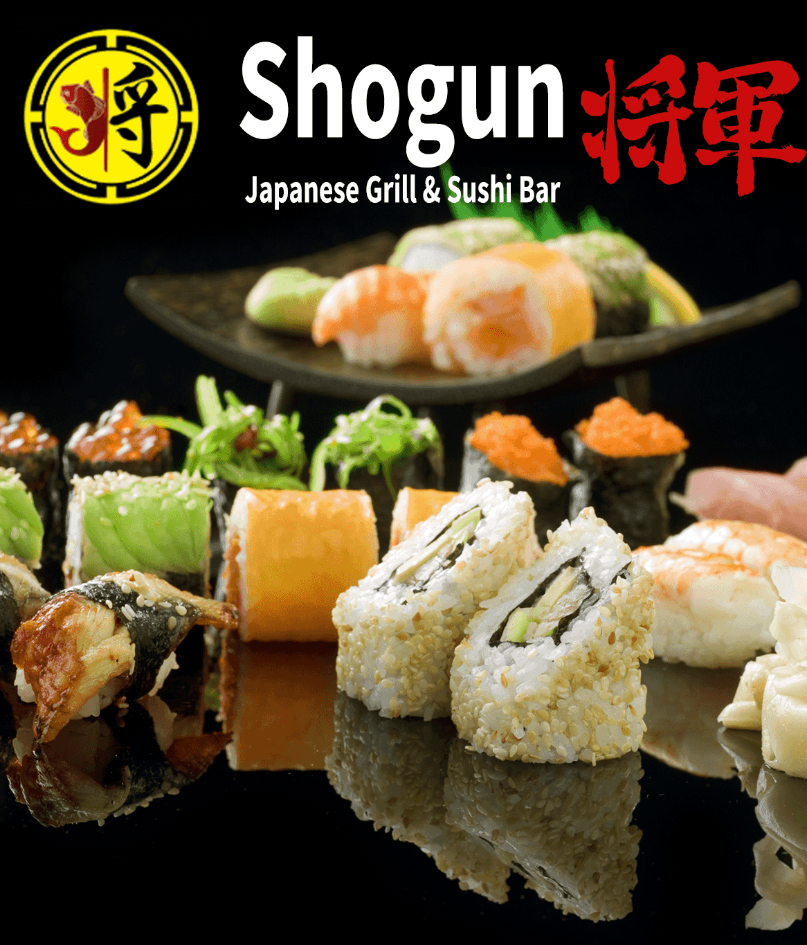 photograph about Printable Coupons Shogun called Shogun Eastern Grill and Sushi Bar